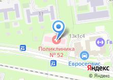 Компания «Женская консультация Городская поликлиника №119» на карте