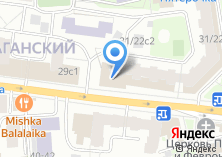 Компания «Радуга Букет» на карте