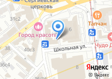Компания «Сбербанк Первый» на карте