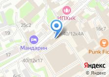 Компания «Lina Market» на карте