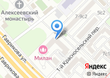 Компания «ООО МИДАС - Оптово-розничная компания» на карте