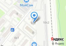 Компания «ТЛМ-Центр» на карте
