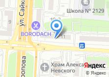 Компания «ОПОП Юго-Восточного административного округа Южнопортовый район» на карте