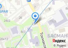 Компания «СУ-25 Мосасфальтстрой» на карте