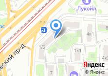 Компания «Элкор-Комплект» на карте