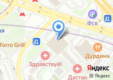 Компания «Перевозки24» на карте