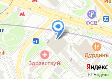 Компания «Аудит оптима групп» на карте