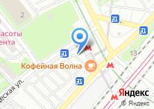 Компания «КБ Инфо-Сервис» на карте