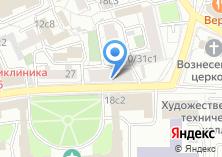Компания «Панков-медиус» на карте