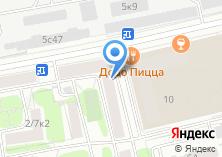 Компания «Автомобильная школа Учебно-спортивный центр» на карте