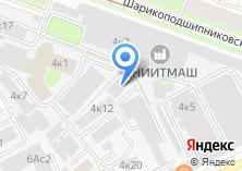 Компания «Новомед» на карте
