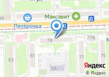 Компания «Тульская Библиотечная Система» на карте