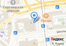 Компания «Экспресс Регистратор» на карте
