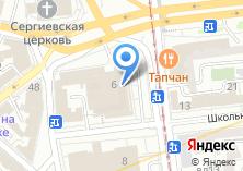 Компания «ТАРП» на карте