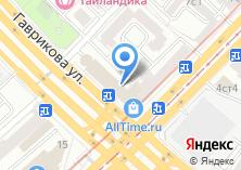 Компания «Tiremaster» на карте
