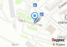 Компания «Московский железнодорожный таможенный пост» на карте