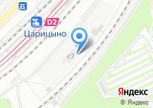 Компания «Meg.ru» на карте