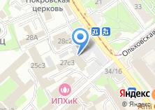 Компания «Moscube.ru» на карте