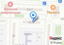 Компания «Участковый пункт полиции район Северное Медведково» на карте