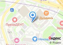 Компания «ЛесДомстрой» на карте