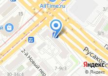 Компания «АЛД» на карте