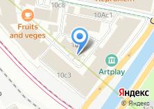 Компания «ПЭФ Ларец» на карте