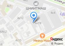 Компания «Евротаблички» на карте