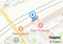 Компания «Прозоровский и партнеры» на карте