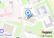 Компания «Пересвет-Инвест» на карте