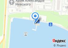 Компания «Кожухо» на карте