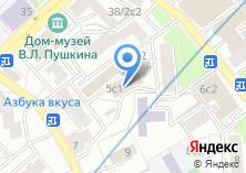 Компания «Мосводоканалстрой» на карте