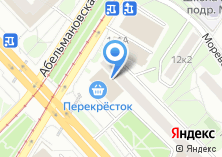 Компания «Братислава» на карте