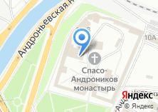 Компания «Церковь Михаила Архангела Спасо-Андроникова монастыря» на карте