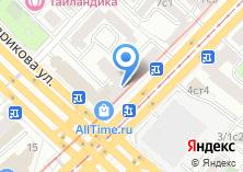 Компания «Апстор» на карте