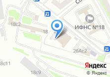 Компания «Amega Car» на карте