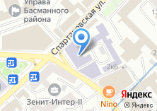 Компания «МГСУ» на карте