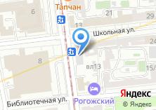 Компания «Морозунет» на карте