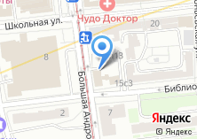 Компания «Айрон Форест Строй» на карте