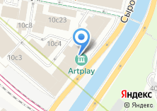 Компания «Сирма дизайн» на карте