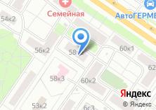 Компания «Союз-Эксперт» на карте