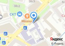 Компания «Московская городская экспертно-консультативная комиссия по основаниям» на карте