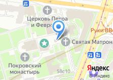 Компания «Колокольня Покровского монастыря» на карте