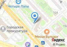 Компания «Шиномонтажная мастерская на Волгоградском проспекте» на карте
