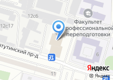 Компания «Детали.ру» на карте