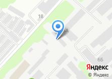 Компания «АвтоМеханика» на карте