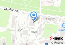 Компания «Строящийся жилой дом по ул. Искры» на карте