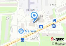 Компания «Милабель» на карте