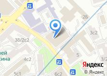 Компания «Басманов» на карте