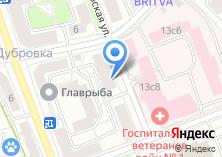 Компания «Русская Почтовая Служба» на карте