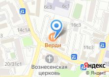 Компания «Золото fm» на карте